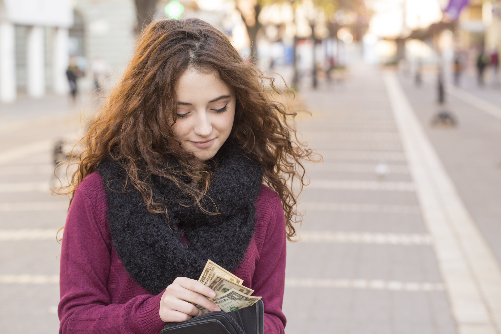 How to Talk to College Students About Money