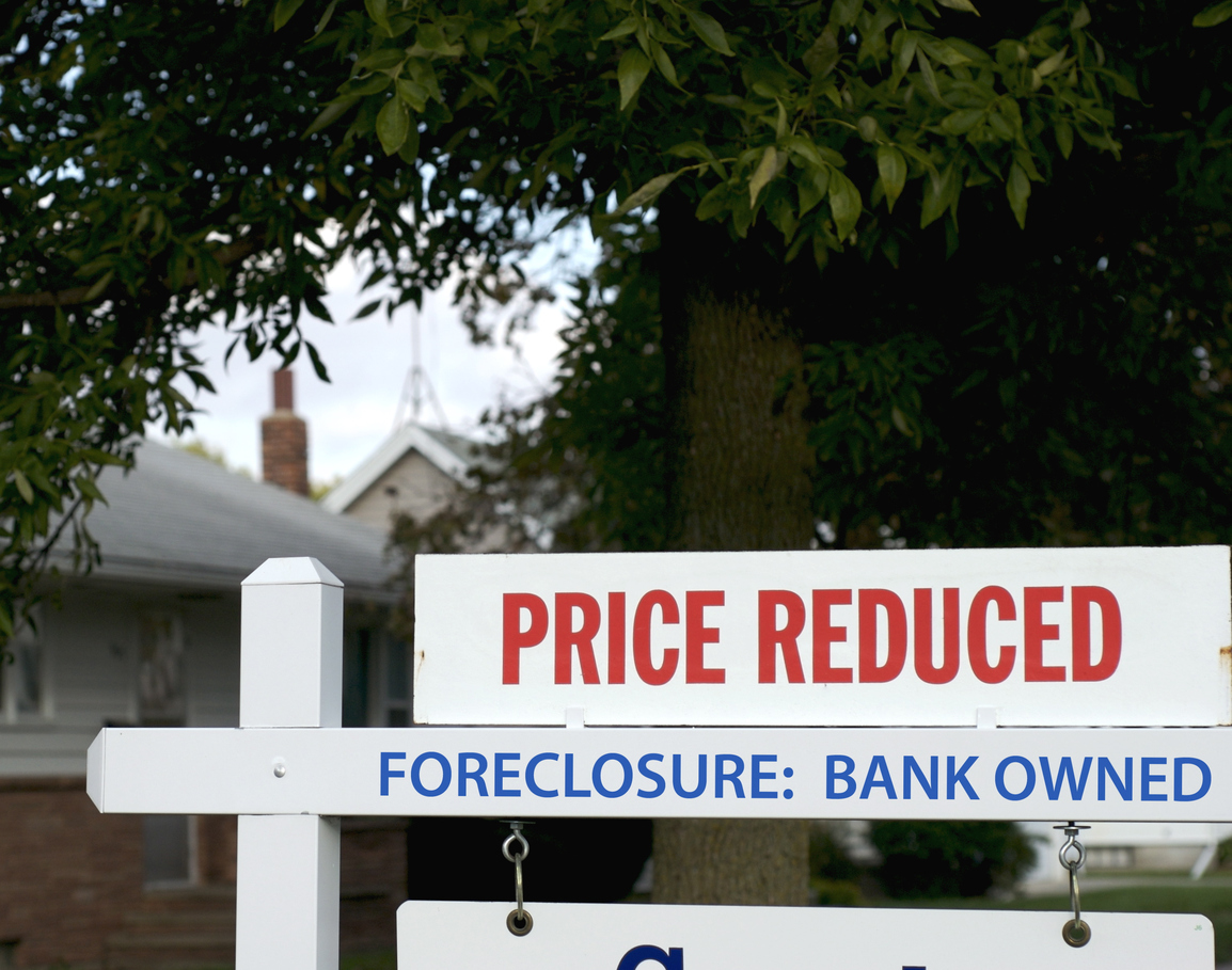 Finding The Foreclosures