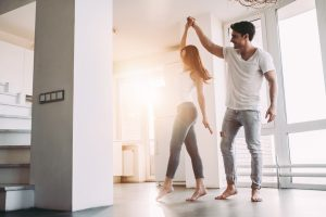 The Mystery of Cohabiting