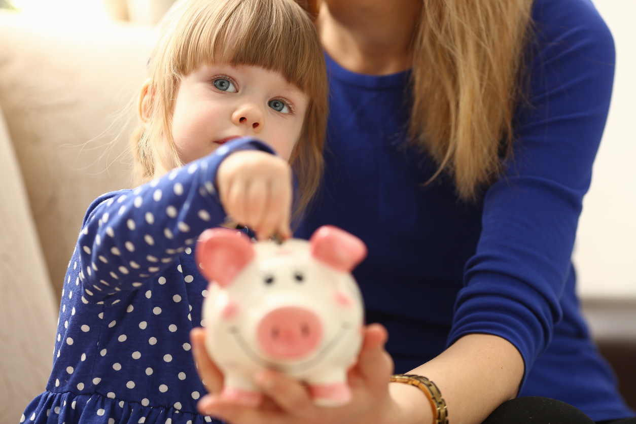 What You Can Do For Your Child's Financial Future Right Now