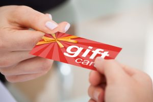 Selling a Gift Card