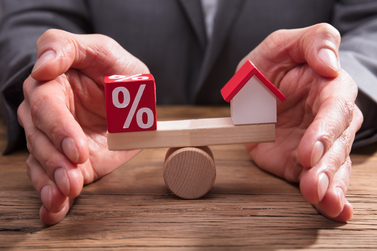 Rates Look Like They're Headed Down.  Is It Time To Refi Your Mortgage?