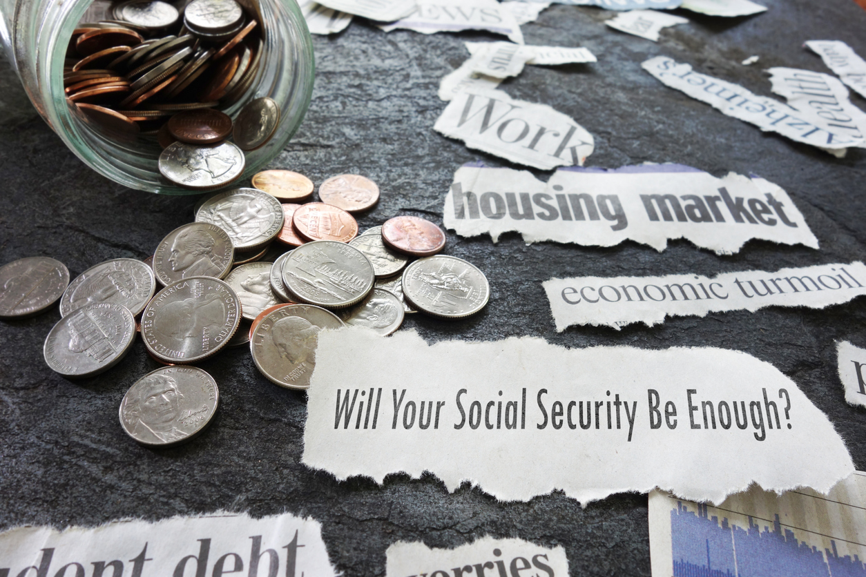 Social Security Scare?